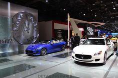 Mondial de l'automobile 2014 - Stand Maserati - Photo Detailing Paris