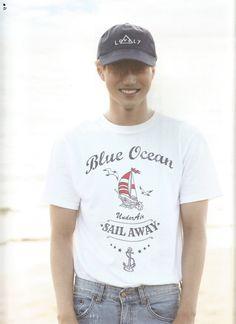 SCAN #Kai #EXO Dear Happiness #Photobook