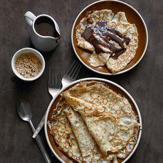 Crêpes viennoises /Cliquez sur la photo pour la recette