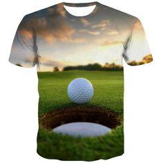 Golf T Shirts, 3d T Shirts, T Shirt Printer, City Streets, Exterior Colors, Fashion Prints, Cool Stuff, Casual, Style