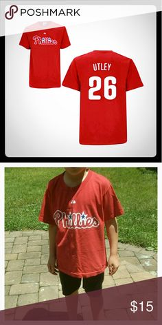 NWOT Phillies T-shirt Like new Youth small Shirts & Tops Tees - Short Sleeve