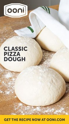 Oven Recipes, Pizza Recipes, Appetizer Recipes, Cooking Recipes, Appetizers, Classic Pizza Dough Recipe, Stromboli, Calzone, Gourmet