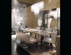 Designer Italian Dining Tables & Luxury High End Dining Tables: Nella Vetrina