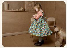 ALALOSHA: VOGUE ENFANTS: Poppy AW2013