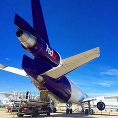 Fedex MD-11F.....