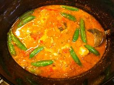 CrockPot Chicken Peanut Curry   Honey Ghee and Me