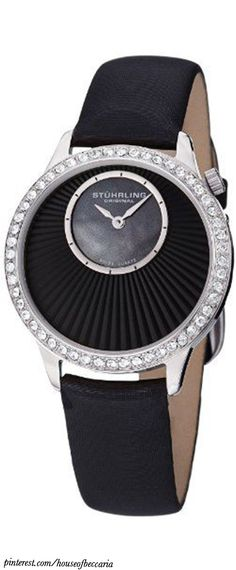 ~Stuhrling Original Women's Diamond Watch | The House of Beccaria