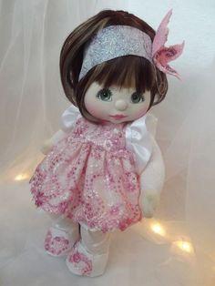 Куколки My Child были очаровательной частью 80-х годов. Эти куклы выпускались компанией Mattel, Inc только три года с 1985 по