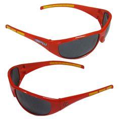 Louisville Cardinals NCAA Wrap Sunglasses
