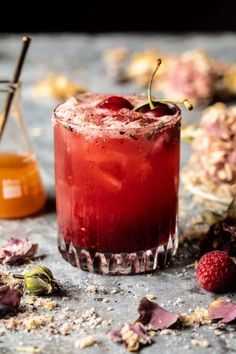 The Hermione Granger Cocktail. - Half Baked Harvest