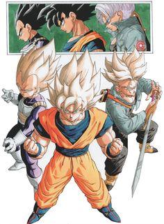 Dragon Ball Super Cards # 5A23 Explosive Spirit Son Goku BT3 SR