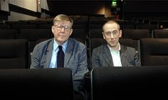 Alan Bennett on Nicholas Hytner: 'The dodgiest parts of my plays are what gets him going' - From the porn scene in People to the talking chairs in The Habit of Art, the National Theatre's outgoing artistic director is always up for taking risks, says one of his closest collaborators.