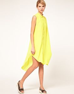 ASOS Shirt Dress #springbeauty