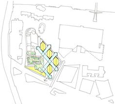A housing project for London Rafael Viñoly