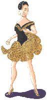 Graphics on the subject ladies - daring ladies and attractive women. Graphics side with free cliparts.  Grafiken zum Thema Ladies, verwegene Damen und schöne Frauen. Grafische Auswahlseite mit freien Cliparts.  http://www.lunabaer.de/lb_english/ladies_2.html