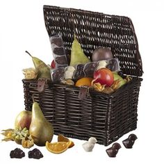 Fruit and Sweets Gourmet Assortment to Isle-of-Man