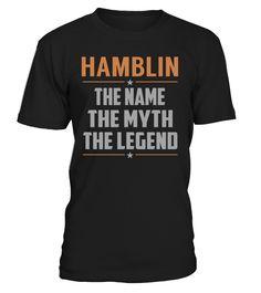 HAMBLIN - The Name - The Myth - The Legend #Hamblin