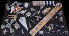 PAPERMAU: Star Wars Paper Models For RPG And Wargames - by M...