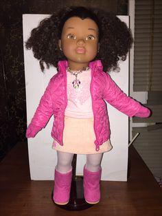 Zair is Pretty in Pink 2!