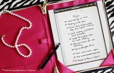 3 Tips to Balance Your Work and Personal Life // Penultimate app in a Jess LC iPad case