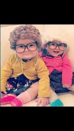 Fastelavns kostume til baby