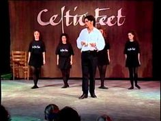 Colin Dunne Celtic Feet Lesson Part2