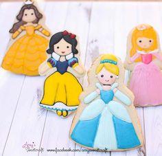 Disney Princesses   Cookie Connection!