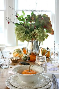 Fall Tablescape Giveaway