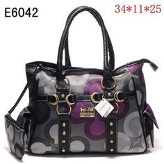 European and American brands coAcHes bag good quality canvas women bag printing letter bus handbags wallet purses