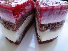Low Carb Himbeer-Joghurt Törtchen   Low Carb Rezepte