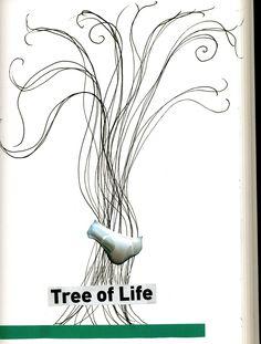 #Tree #of #life  by Jah Egregius  http://www.facebook.com/horsdutroupeau