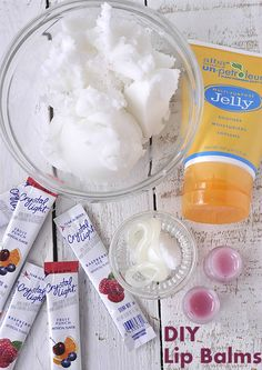 If you're like me and you go through a ton of lip balms or gloss, then you'll love this awesome DIY lip balms project! Not only do they work incredibly well, but they smell so good! Make a bunch in a variety of flavors and package them in a pretty tube or small gift bag, with a note and give them as gifts! You'll love this project and so will your kids! Check out the full tutorial!