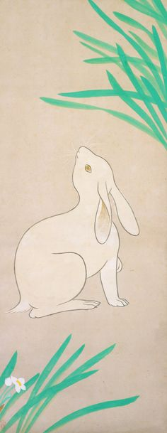 Kobayashi Kokei - Rabbit