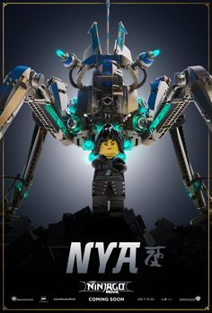 Return to the main poster page for The Lego Ninjago Movie (#16 of 21)