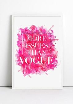 20 Fashionable Prints to Complete Your Gallery Wall | #decorate