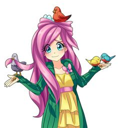 Fluttershrug by semehammer on deviantART