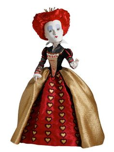 Iracebeth, The Red Queen from Disney's Alice in Wonderland - Tonner Doll Company