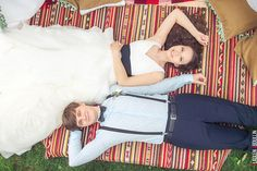 Максим и Ирина: лесная свадьба в стиле бохо