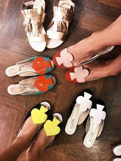 Sapatos Masque || Mules inspiradas em cartas de  baralho || Card Games Inspired Shoes
