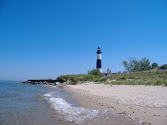 Ludington State Park; Ludington, Michigan