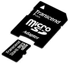 Transcend Extreme-Speed Micro SDHC 32GB Class 10: Amazon.de: Elektronik