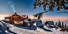 Postavaru cottage 1883, Postavaru massive, Poiana Brasov, Transylvania Bucharest Romania, Brasov Romania, Snowboarding, Skiing, Montana, Landscape Photography, Cottage, Mansions, Country