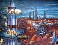 Das Neue Universum 78, 1961 Klaus Bürgle