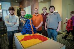2014 Create a Masterpiece – Intercollegiate Lego® Competition – Baker College