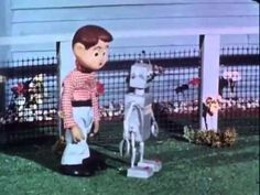 Davey And Goliath The Mechanical Man  - YouTube