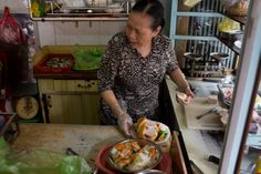 In Ho Chi Minh City, you're rarely more than a couple of blocks from a shop or street vendor selling banh mi, Vietnam's famed French-inspired sandwich. Street-food columnist Robyn Eckhardt goes out in search of banh mi worth travelling for. Vietnamese Street Food, Asia, Scene