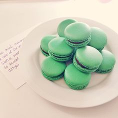 ... macaron stuff on Pinterest | Macaroons, Blueberry Sorbet and