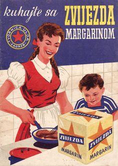 Zvijezda, 1960 #margarine
