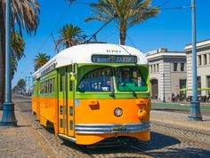 San Francisco Streetcar puzzle in Cars & Bikes jigsaw puzzles on TheJigsawPuzzles.com. Play full screen, enjoy Puzzle of the Day and thousands more.