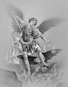San Miguel Arcangel ☆tattoo☆